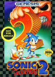 Sonic The Hedgehog 2 (Sega Genesis, 1992)