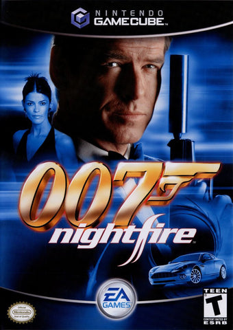 007 Nightfire (Nintendo Gamecube, 2002)