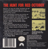 Hunt for Red October, The (Nintendo Game Boy, 1991)