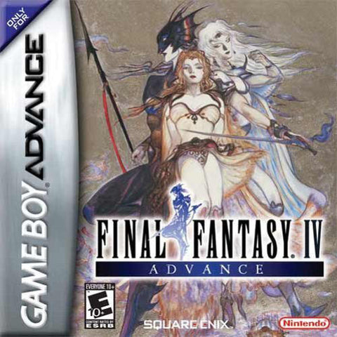 Final Fantasy 4: Advance (Nintendo Game Boy Advance, 2005)