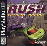 San Francisco Rush: Extreme Racing (Sony PlayStation, 1998)