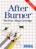 After Burner (Sega Master System, 1988)