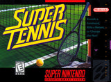 Super Tennis (Nintendo SNES, 1991)