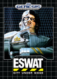 ESWAT: City Under Siege (Sega Genesis, 1990)