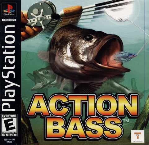 Action Bass (Sony PlayStation, 2000)