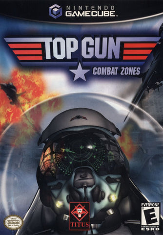 Top Gun: Combat Zones (Nintendo Gamecube, 2002)