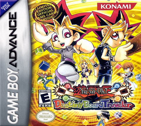 Yu-Gi-Oh! Destiny Board Traveler (Nintendo Game Boy Advance, 2004)