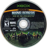 Marvel Nemesis: Rise of the Imperfects (Microsoft Xbox, 2005)
