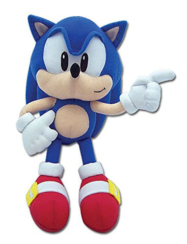 Sonic The Hedgehog Plush - Plush (Great Eastern Entertainment)