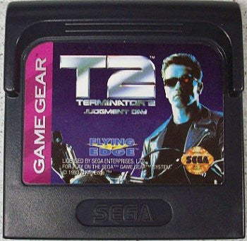 Terminator 2: Judgement Day (Sega Game Gear, 1993)