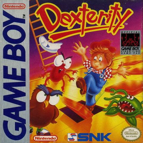 Dexterity (Nintendo Game Boy, 1990)