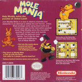 Mole Mania (Nintendo Game Boy, 1997)
