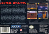 Lethal Weapon (Nintendo SNES, 1992)