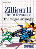 Zillion 2: The Tri-Formation Cycle (Sega Master System, 1988)