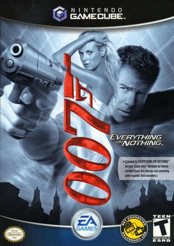 007 Everything or Nothing (Nintendo Gamecube, 2004)