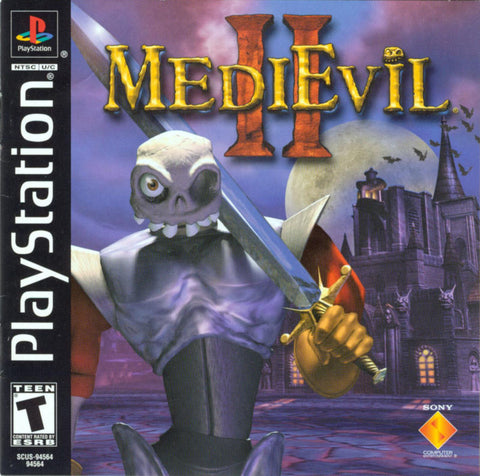 Medievil 2 (Sony PlayStation, 2000)