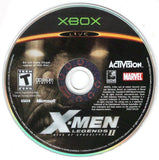X-Men Legends 2: Rise of Apocalypse (Microsoft Xbox, 2005)