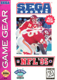 NFL 95 (Sega Game Gear, 1994)