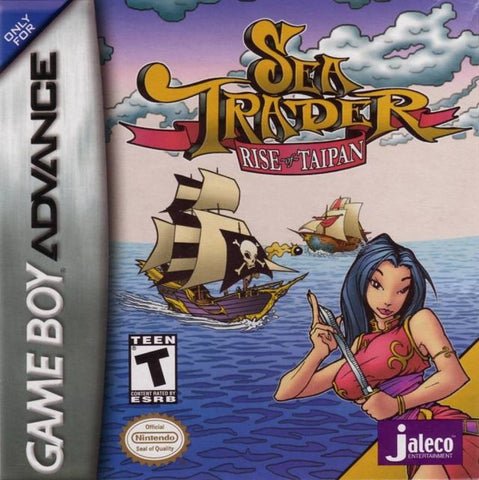 Sea Trader: Rise of Taipan (Nintendo Game Boy Advance, 2003)