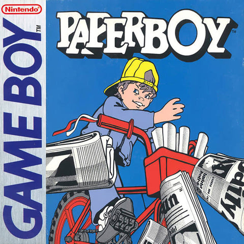Paperboy (Nintendo Game Boy, 1990)