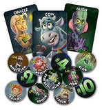 One Night Ultimate Alien - Card Game (Bézier Games)