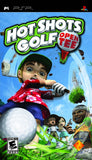 Hot Shots Golf: Open Tee (Sony PlayStation Portable, 2005)