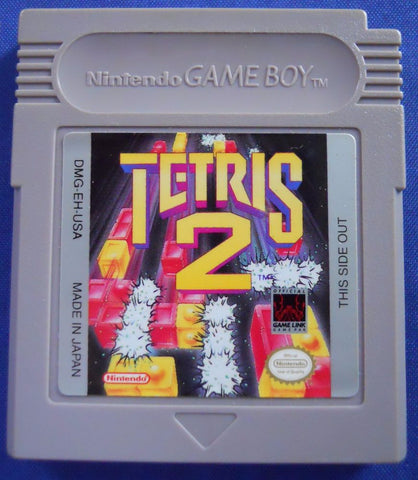 Tetris 2 (Nintendo Game Boy, 1993)