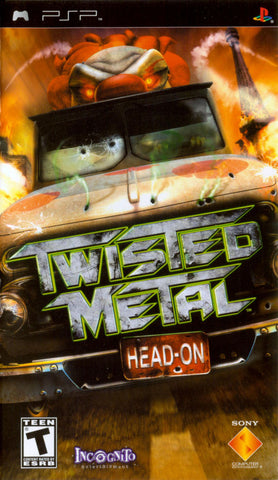 Twisted Metal: Head On (Sony PlayStation Portable, 2005)