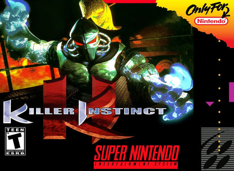Killer Instinct (Nintendo SNES, 1995)