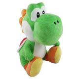 "Green Yoshi All Star 10"" Plush - Plush (Little Buddy)"