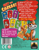 Get The Cheese - Card Game (Stronghold Games)