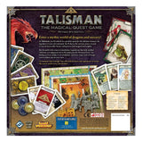Talisman Revised 4th Edition - Board Game (Fantasy Flight Games)