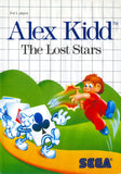Alex Kidd: The Lost Stars (Sega Master System, 1987)