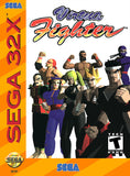 Virtua Fighter (Sega 32X, 1995)