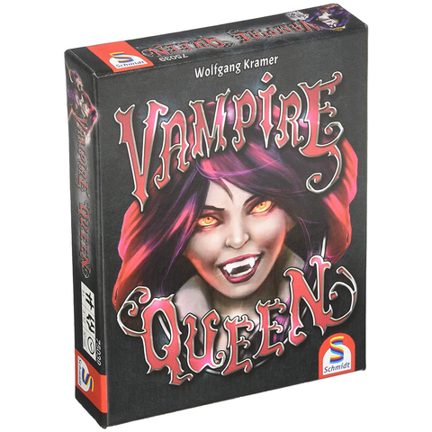 Vampire Queen - Card Game (Schmidt)