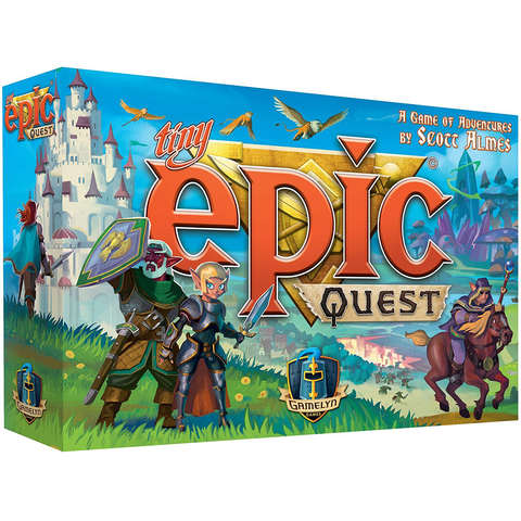 Tiny Epic Quest - Board Game (Gamelyn Games)