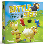 Battle Sheep - Board Game (Blue Orange)