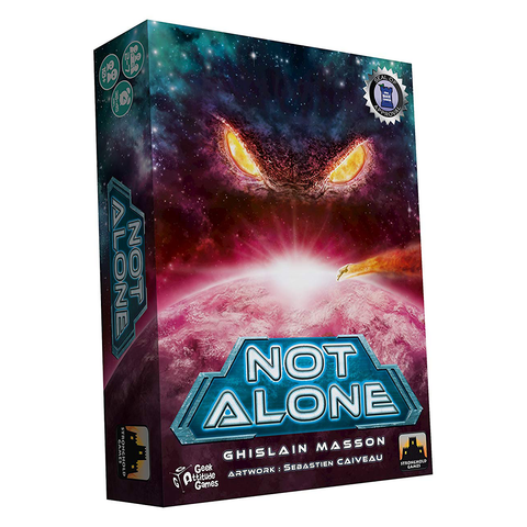 Not Alone - Card Game (Stronghold Games)