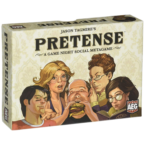Pretense - Card Game (AEG)