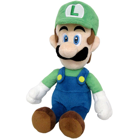 "Luigi All Star 10"" Plush - Plush (Little Buddy)"