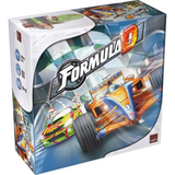 Formula D - Board Game (Asmodee)