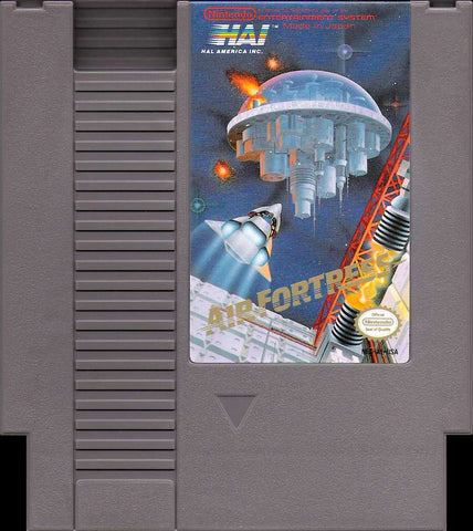 Air Fortress (Nintendo NES, 1989)