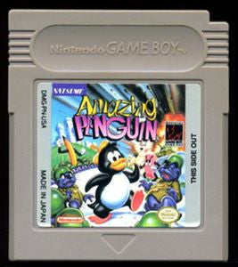 Amazing Penguin (Nintendo Game Boy, 1990)