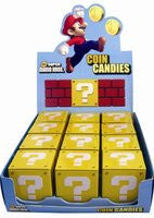 Super Mario Bros. Coin Block Tin - Candy