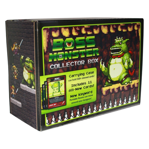 Boss Monster: Collector Box - Card Game Expansion (Brotherwise Games)