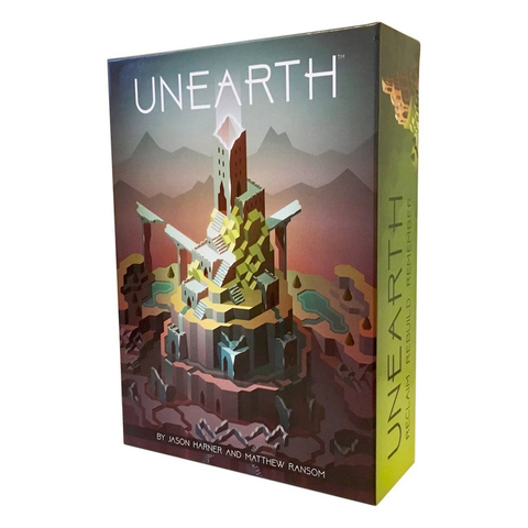 Unearth - Board Game (Brotherwise Games)