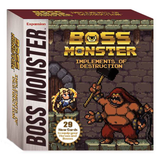 Boss Monster: Implements of Destruction - Card Game Expansion (Brotherwise Games)