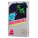 Boss Monster 2: The Next Level - Card Game (Brotherwise Games)