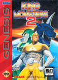 King of The Monsters 2 (Sega Genesis, 1994)