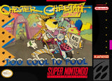 Chester Cheetah Too Cool to Fool (Nintendo SNES, 1992)